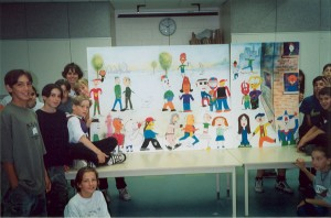 Personnages - Creating characters