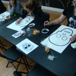 Dessins - Students drawing