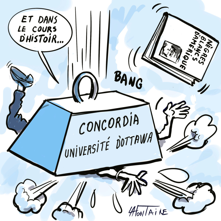 CensureUniversité